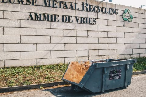 Veluwse Metaal Recycling Epe | 3m³ open container