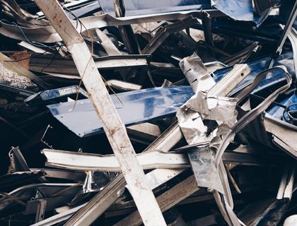 Veluwse Metaal Recycling | Aluminium