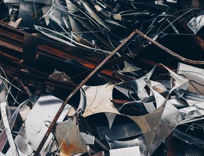 Veluwse Metaal Recycling | Nieuw ijzer